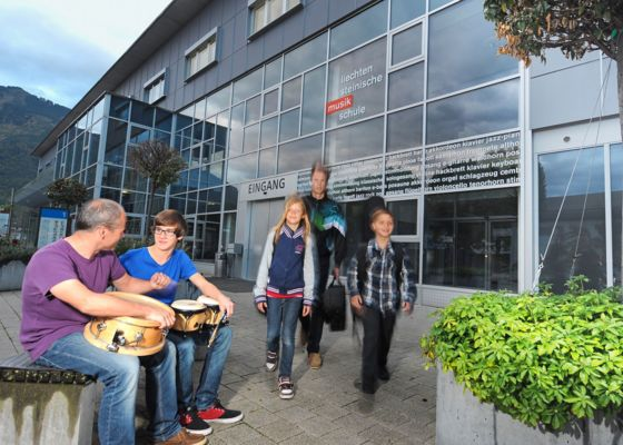 Musikschulzentrum Unterland (MZU), Eschen