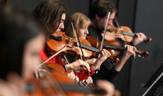 Konzert des Jugendorchesters im SAL