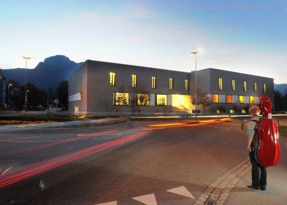 Musikschulzentrum Oberland (MZO), Triesen