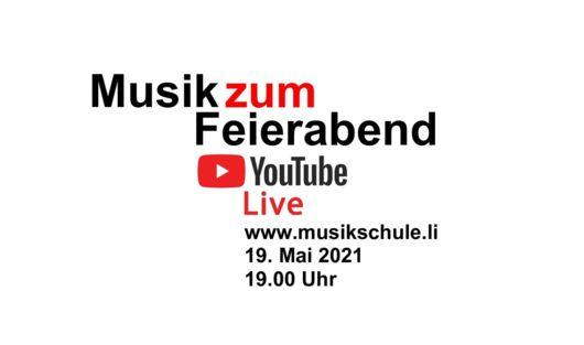 Livestream: Musik zum Feierabend