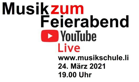 Musik zum Feierabend als Live-Stream