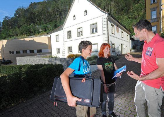 Rheinbergerhaus, Vaduz